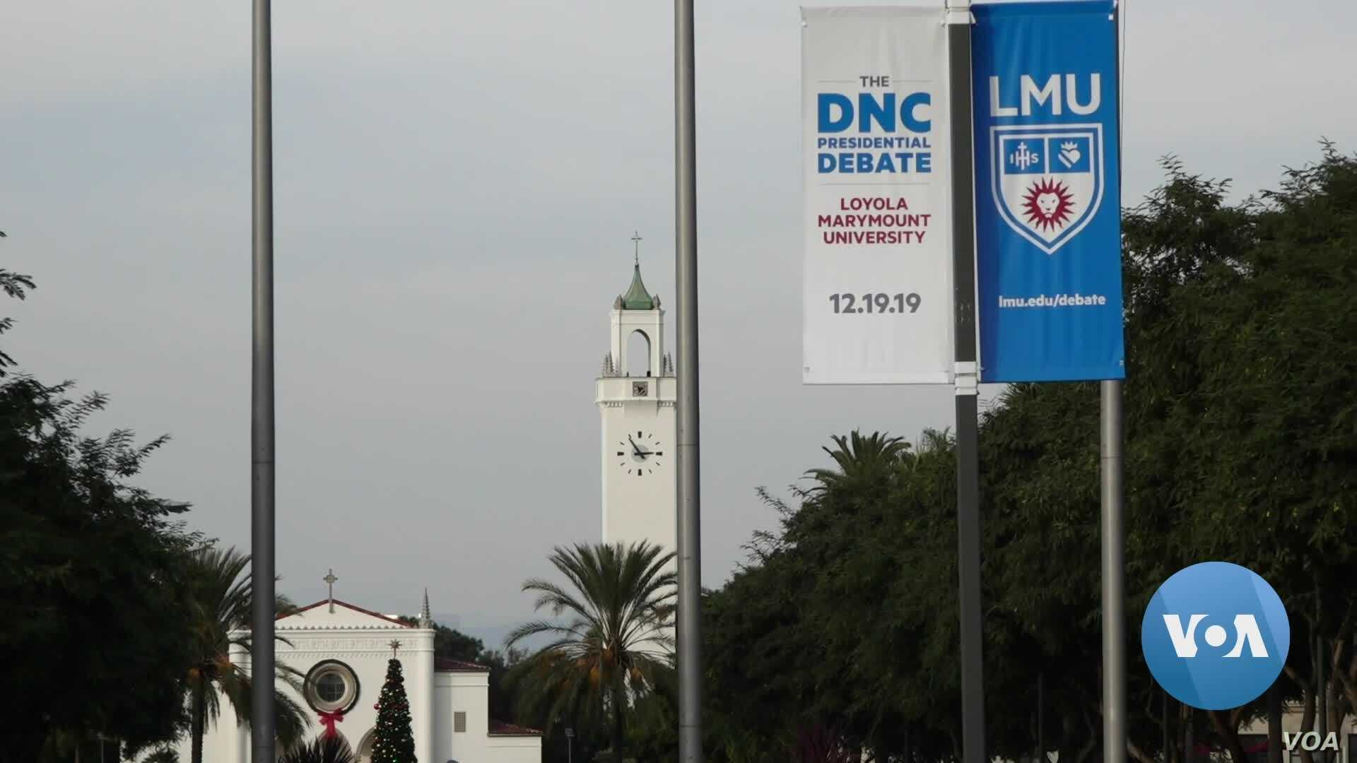 California Assumes Heightened Role in Democratic Presidential Campaign