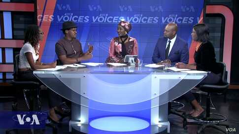 VOA Our Voices 133: He for She