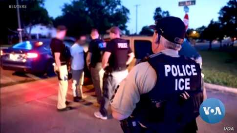 Few Employers Held Accountable in U.S. Immigration Raids