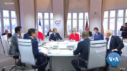 Moscow Shows Limited Enthusiam Over Possibly Being Re-Admitted to G-7