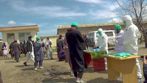 Afghan Taliban Launch Coronavirus Awareness Campaign