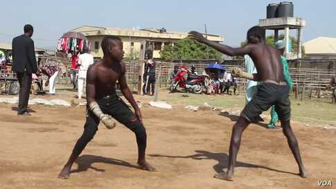 Fierce Form of Boxing Gains Popularity in Nigeria