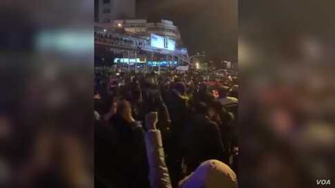 Anti-Government Protests Spread as Iran Makes Arrests Over Plane Missile Strike