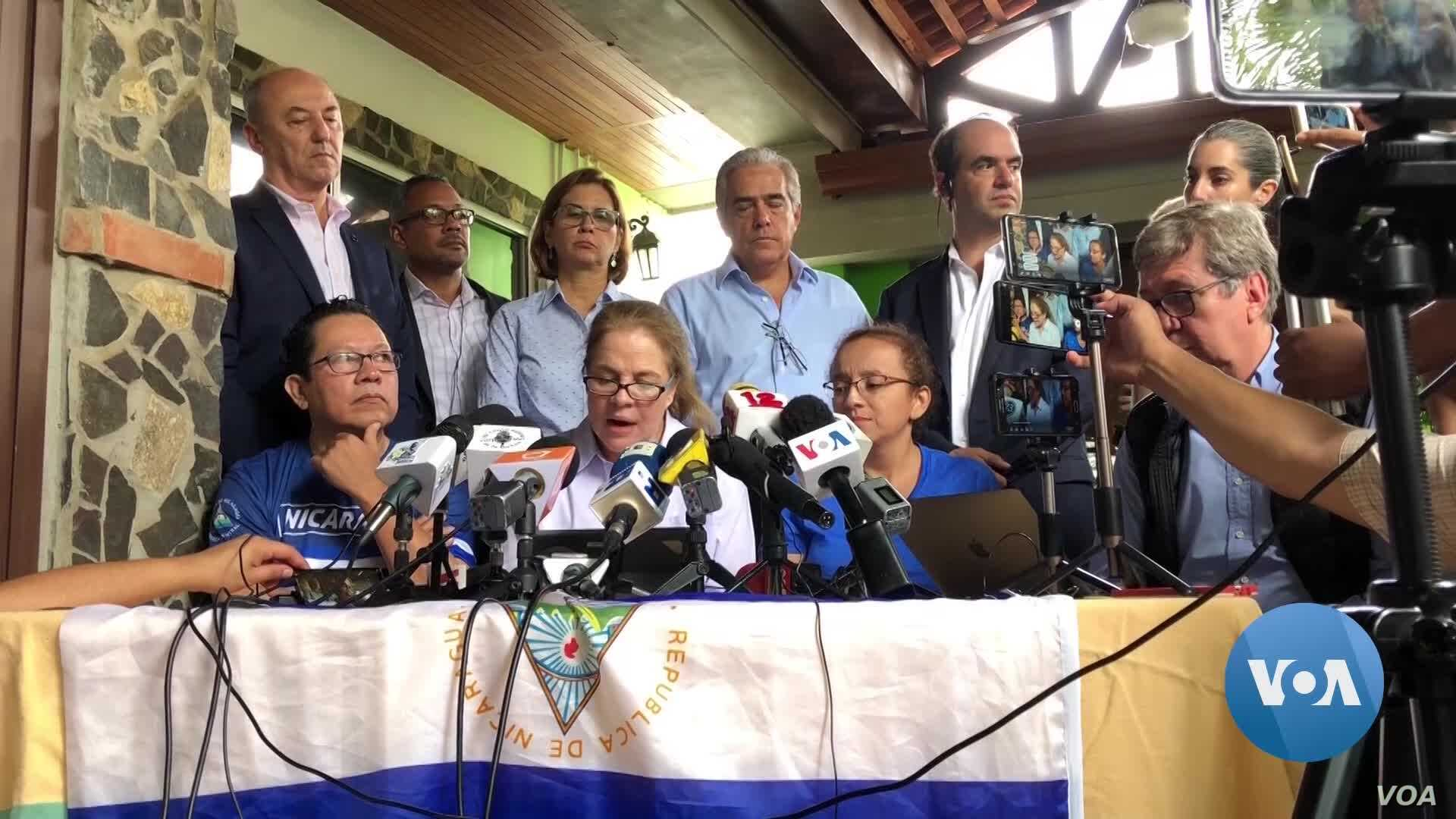 Nicaragua Releases Owner, Anchor of Top News Station
