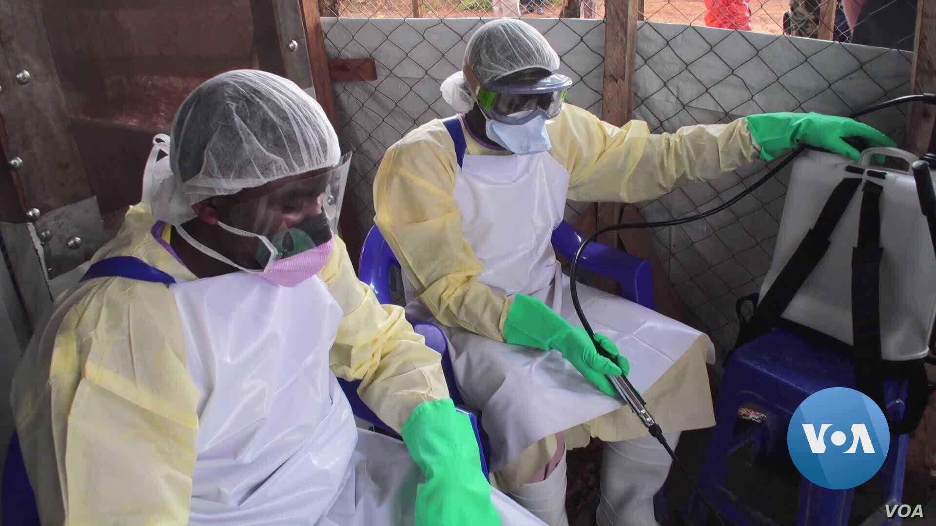 US Health Delegation Committed to Fighting Ebola Outbreak in DRC