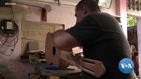 Cuban Luthiers
