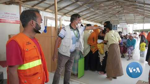 Lack of Information Raises Concerns Among the Rohingyas