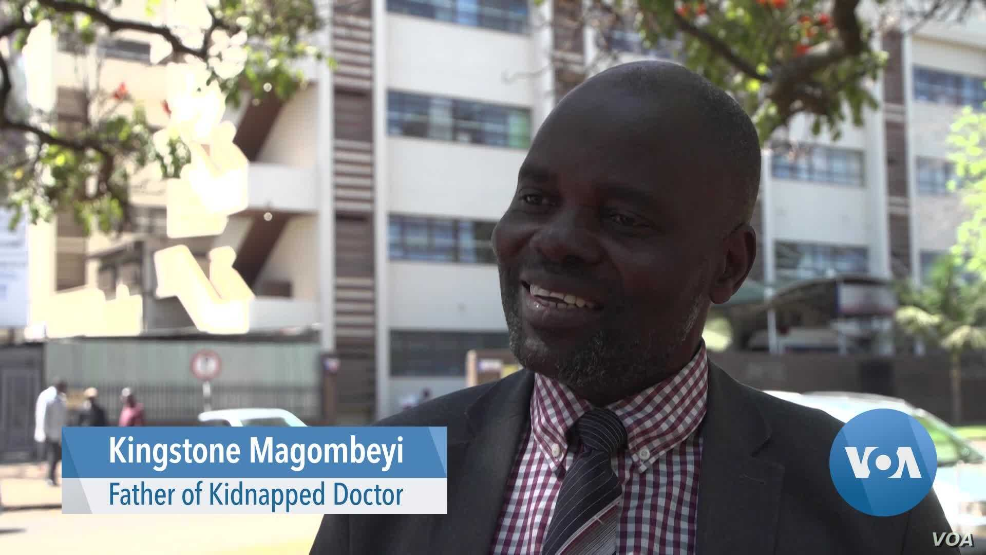 'Poisoned' Activist Zimbabwe Doctor Leaves Country for Medical Treatment