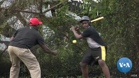 Ugandan Coach Scouts Major League Baseball Talent in Africa