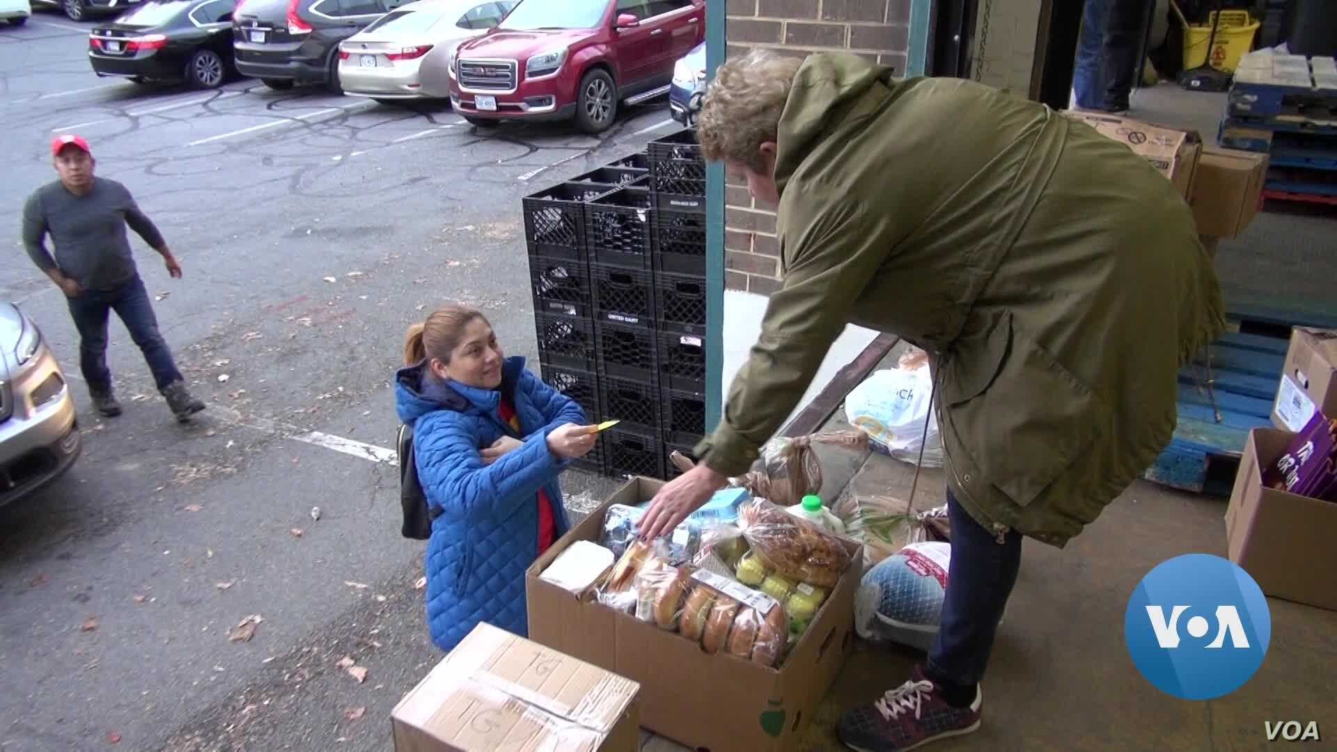 Thanksgiving Meals Help Low Income Families
