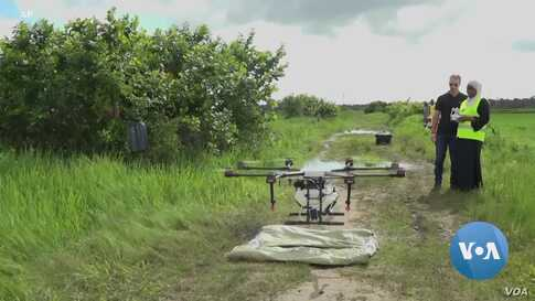 Drones: A New Weapon in the Fight Against Malaria in Tanzania