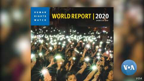 Report: China Undermining Human Rights System Worldwide