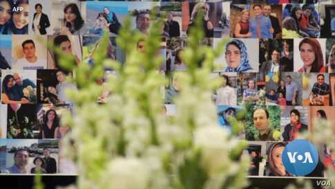 Families of Victims of Downed Plane Demand Accountability