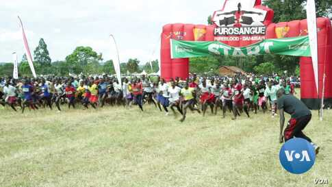 Regular Competitions Help Kenyan Marathon Runners Win Medals