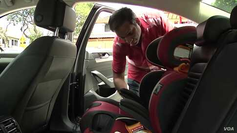 Malaysia Requires Child Safety Seats