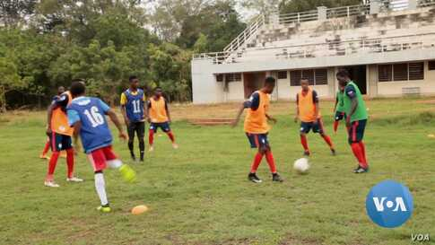 Ghanaian Club Keeps Football Alive After Scandal