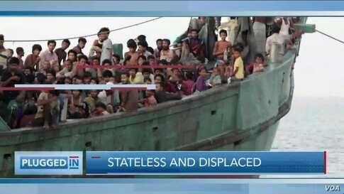 Stateless and Displaced