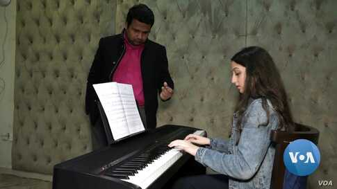A Musical School In Lahore Teaches Students Of All Ages