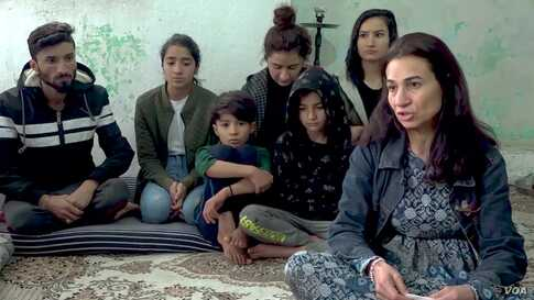 Yazidi Family Reunites in Germany After Five Years of Separation