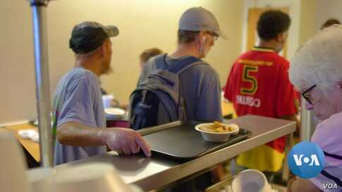 Manna House Give Breakfast and More to Baltimore's Homeless, Underprivileged