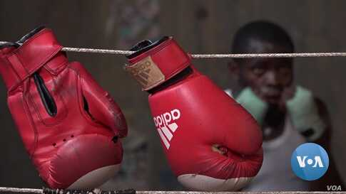 Ugandan Women Empowered with Boxing