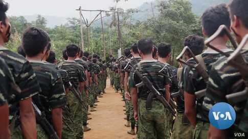 Myanmar: Conflict Escalating Between Government Forces And Armed Ethnic Groups