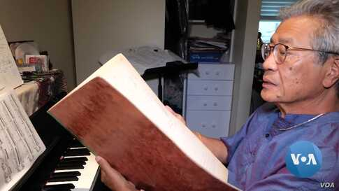 Cambodian-American Composer Receives High Honor