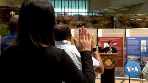 Naturalizations Hit 11-Year High as Election Year Approaches