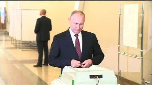 Putin Election Defeat Signals Uncertain Future for Russia