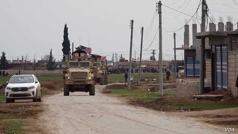 US Convoy Attacked by Pro-Government Militia in Northeast Syria
