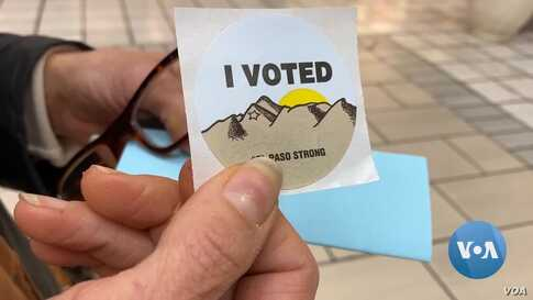 El Paso Voters Divided and Energized