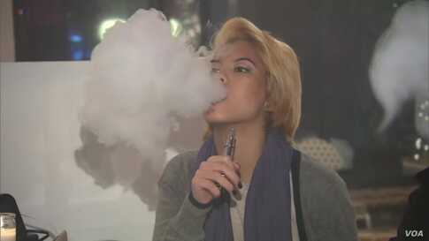 Changes in Vapers' Lungs Resemble Changes in Smokers' Lungs