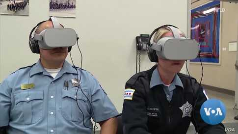 Virtual Reality Training Helps Police Deal with Autism