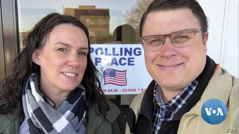 Reporter's Notebook: Voting in US Primary Under COVID-19 Emergency