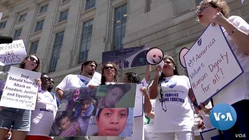 Capitol Hill Frustration Grows Over Immigration Crisis