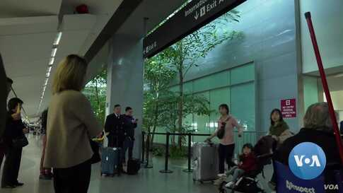 Flu Scare: Passengers from China Province Screened at 3 US Airports