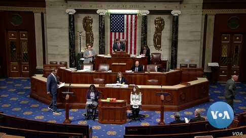 Impeachment Starts in the House of Representatives