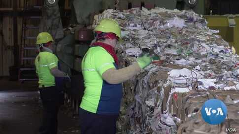China Ban May Usher in New Normal for American Recycling