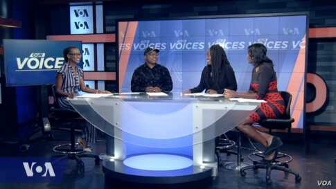 VOA Our Voices 139: The Rhythm of the Day