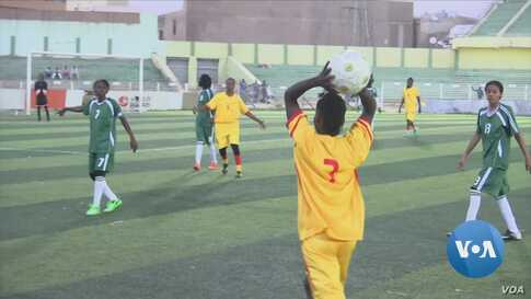 It's Not Easy for Player in Sudan's New Women's Soccer League