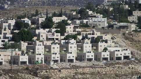 Trump Administration Changes Position on Israeli Settlements in West Bank