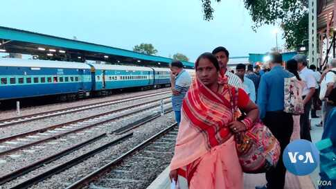 In Northern India, an All-Women Team at a Rail Station Breaks Gender Stereotypes
