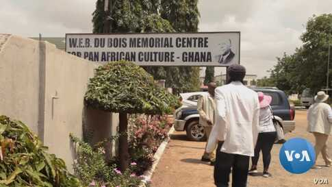 NAACP Delegation Visits Ghana for 'Year of Return'