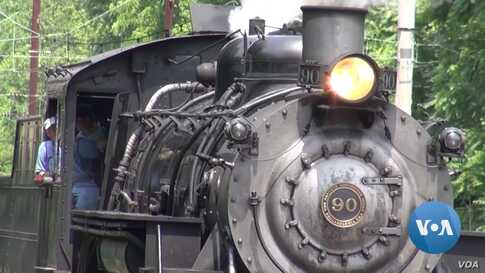 All Aboard America's Oldest Operating Railroad