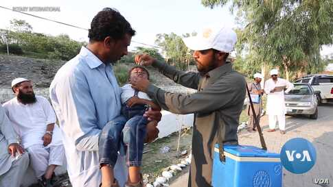 Another Partial Victory in Ending Polio