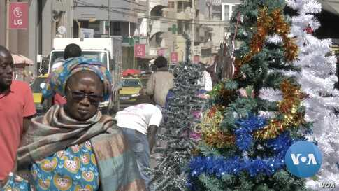 Senegal is a Muslim Country that Can't Get Enough Christmas