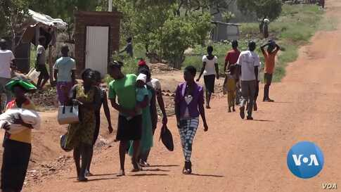 South Sudanese Refugees in Uganda Hope to Return Home