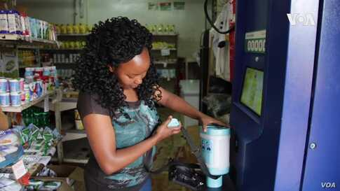 Nairobi Startup Pushes Cleaner Home Cooking Fuel