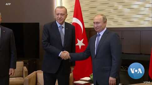 Putin to Visit Istanbul Amid Increasing Differences Over Syria, Libya