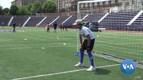 Communities Connect with Refugees Through Power of Sports